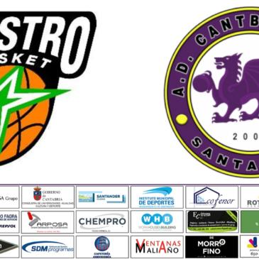Castrobasket y Cantbasket firman un acuerdo de colaboración