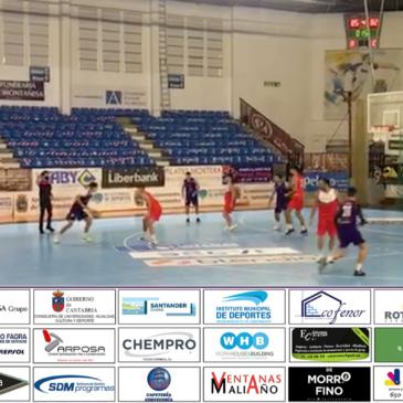 Cofenor Cantbasket 04 suma la segunda victoria consecutiva ante La Paz Torrelavega (95-89)