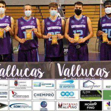 Vallucas, patatas fritas oficiales de Cantbasket 04