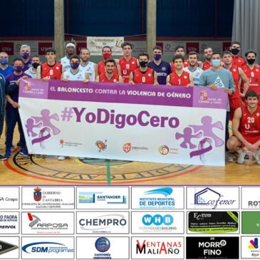Trabajado triunfo de Cantbasket 04 ante la Universidad de Valladolid (65-80)