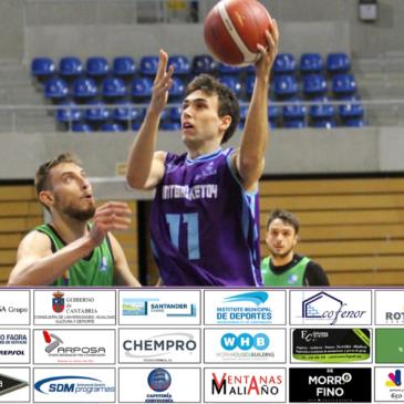 Cantbasket 04 busca su segunda victoria de la temporada en Valladolid