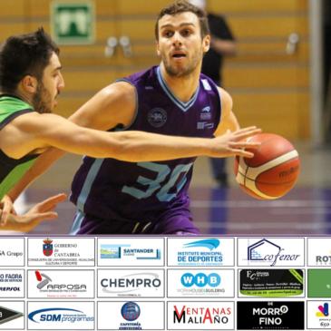 Cantbasket 04 busca la tercera victoria de la temporada ante el invicto Nissan Grupo de Santiago