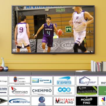 Retransmisión en directo del partido entre USAL La Antigua y Cantbasket 04