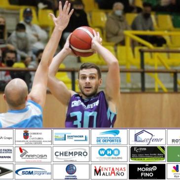 Aplazado el derbi cántabro entre Cantbasket 04 Santander y Conspur Bezana por Covid19