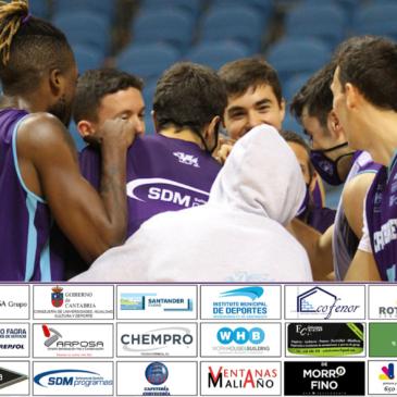 Cantbasket 04 Santander busca ampliar su racha de victorias en su primer partido del 2021
