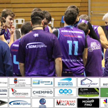 Cantbasket 04 cierra la primera vuelta de competición ante el Grupo Inmapa Filipenses