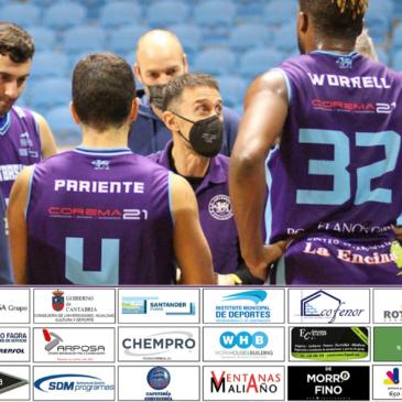 Cantbasket 04 Santander vuelve a la competición en Valladolid