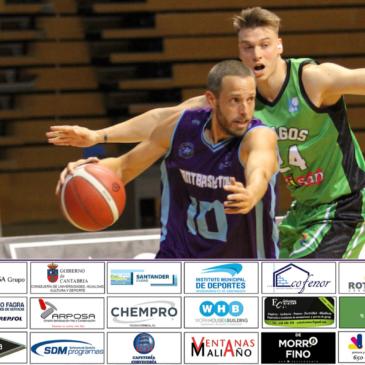 Cantbasket 04 recibe al líder, USAL La Antigua, en el Palacio de Deportes