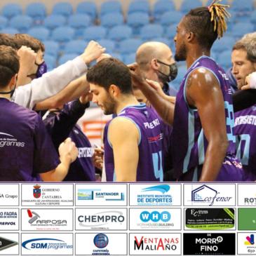Cantbasket 04 comienza la segunda vuelta con victoria ante UEMC Real Valladolid (63-85)