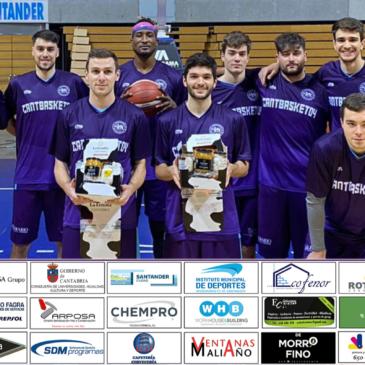 La Ermita Cantabria, por segunda temporada consecutiva, colabora con Cantbasket 04