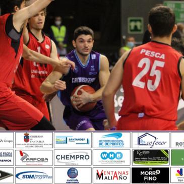 Duelo directo en Burgos entre Nissan Grupo de Santiago y Cantbasket 04