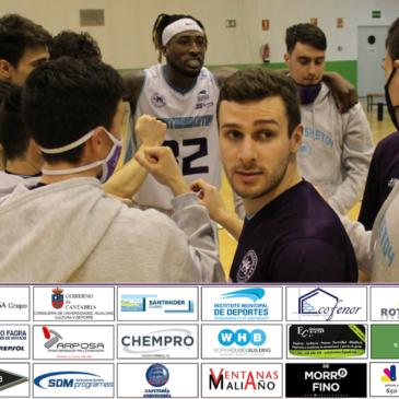 Cantbasket 04 recibe a la Universidad de Valladolid con público en la grada