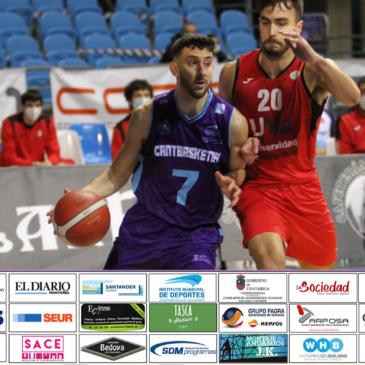 Cantbasket 04 recibe el sábado en el Palacio al Caja Rural de Zamora