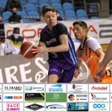 Cantbasket 04 busca en Ávila su undécima victoria de la temporada
