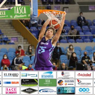 Jorge Otero lidera a Cantbasket en el derbi ante Conspur Becedo (71-51)