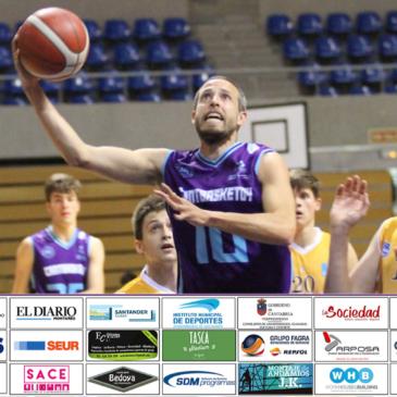 Cantbasket 04 disputa su penúltimo partido de la temporada en Arroyo de la Encomienda