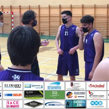 El cadete de Cantbasket 04 pierde en semifinales ante Medio Cudeyo Rojo (72-62)