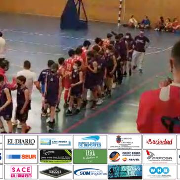 El equipo infantil de Cantbasket04 A se queda a las puertas del triunfo en la Final (60-58)