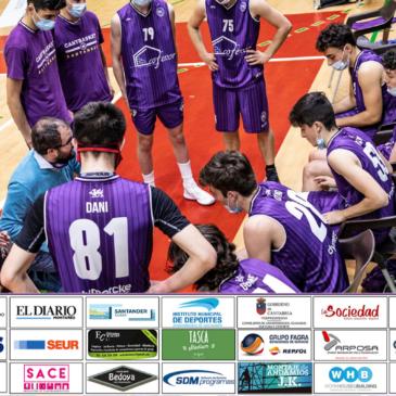 Cofenor Cantbasket no pudo derrotar en semifinales al campeón EM Piélagos (78-65)