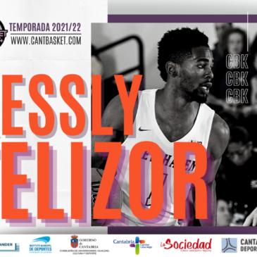 Kessly Felizor, nuevo ala-pívot de Cantbasket 04 Santander