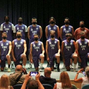 Cantbasket 04 Santander comienza la temporada 2021/22 en Logroño